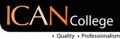 Ican College Logo